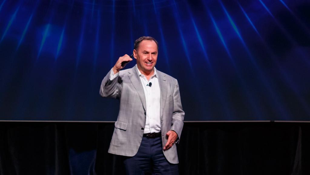 Late to 5G, Intel instead talks up its infrastructure partners