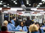Tech is splitting the U.S. workforce in two