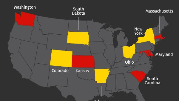 Maryland has one of the hardest driving tests in the U S