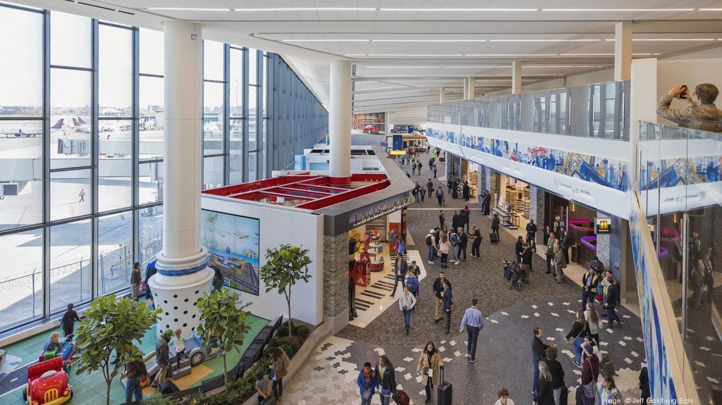 United Airlines' big upgrade at LaGuardia Airport draws near