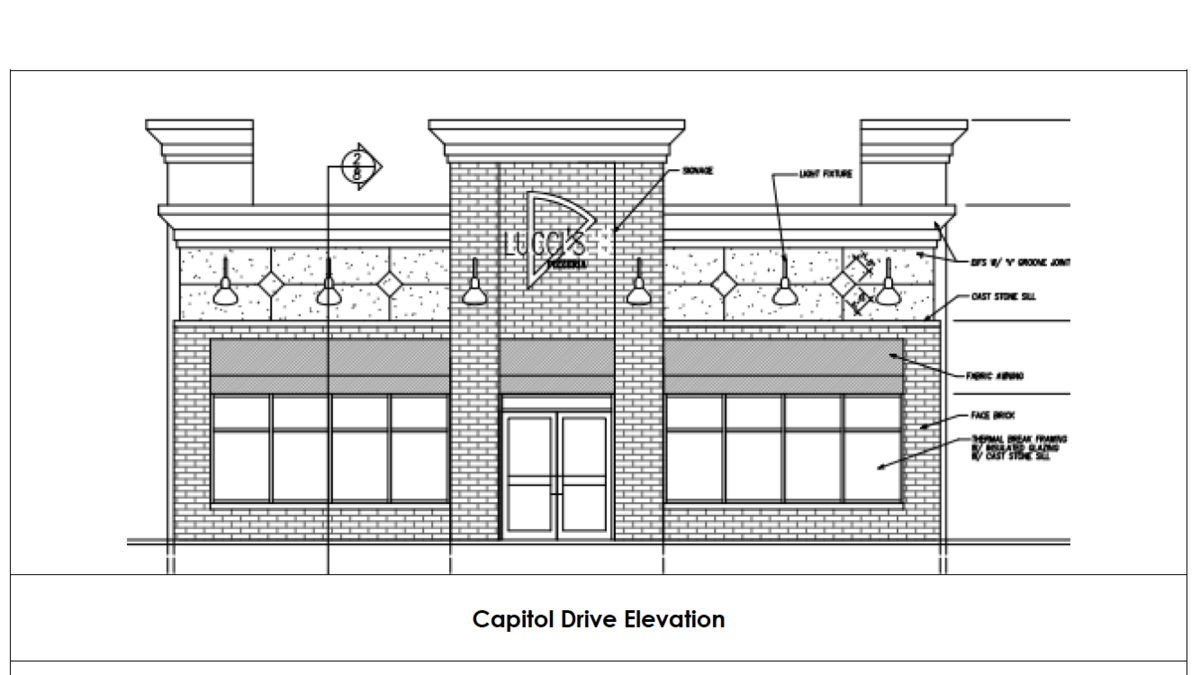 New restaurant planned for vacant lot on Capitol Drive