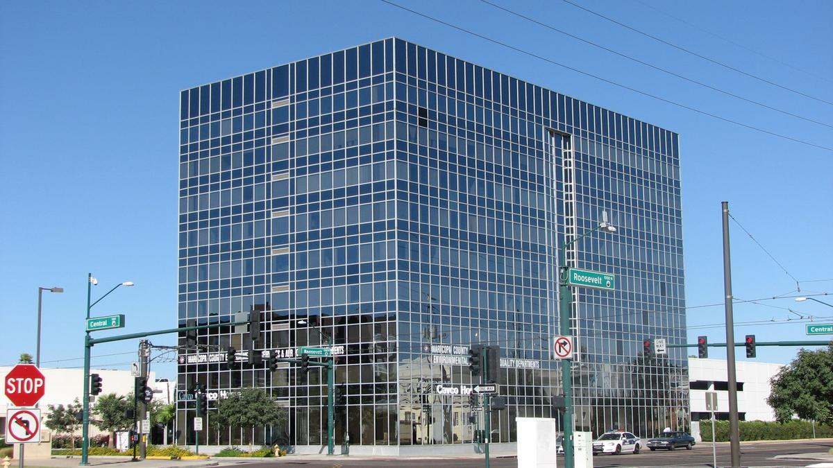 Roosevelt Row Office To Be Transformed Phoenix Business Journal