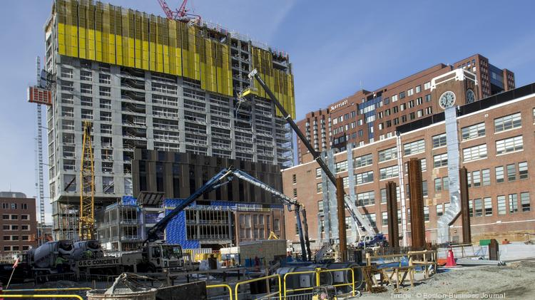Crane Watch: Construction and development projects in
