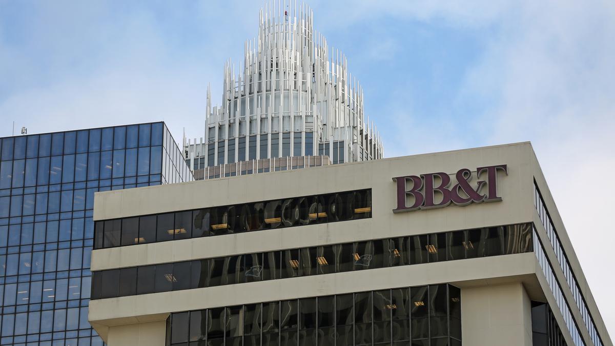 Markets respond in favor of BB&T-SunTrust merger - Charlotte