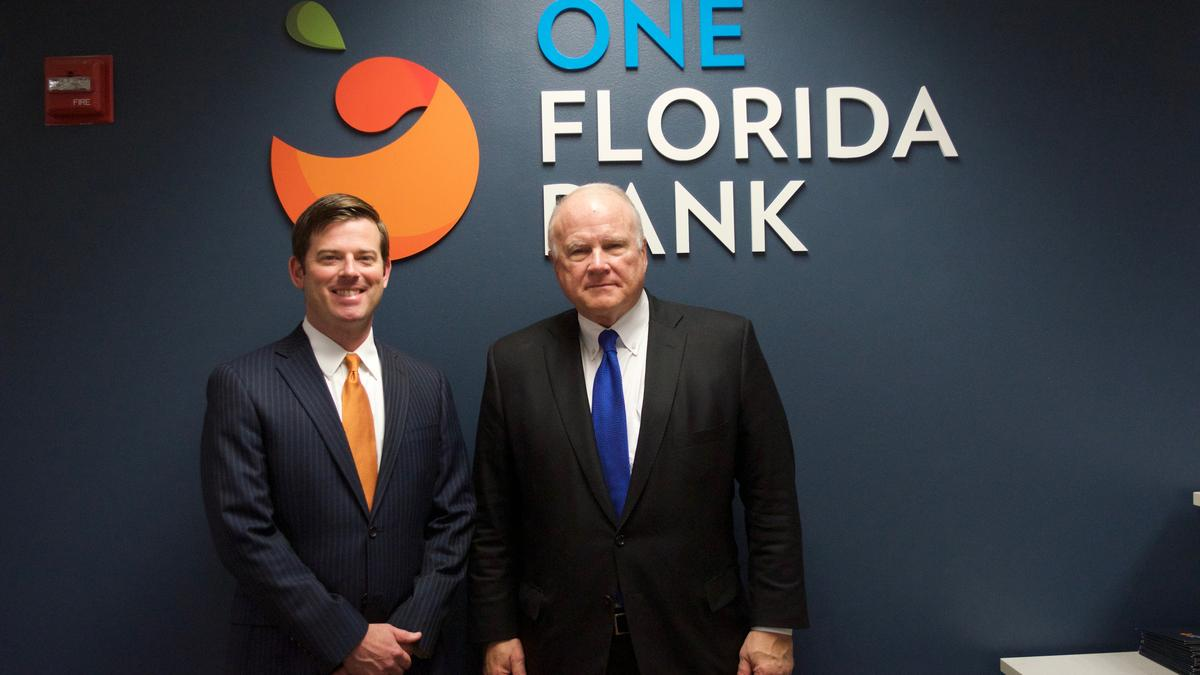 Orlando based One Florida Bank to fill void caused by strict regulations - Orlando Business Journal