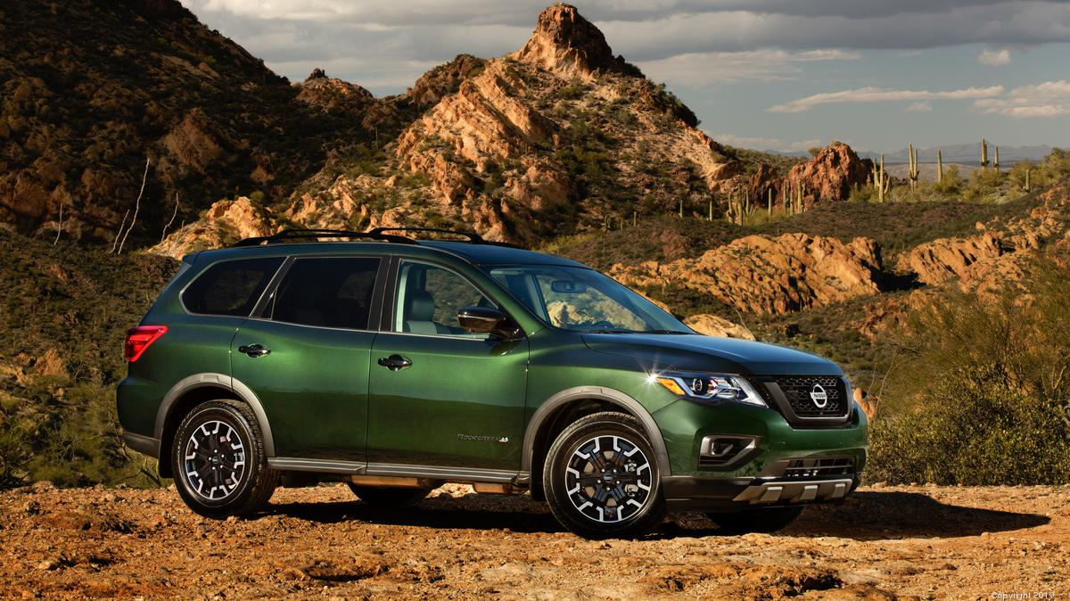 Nissan Adds Rugged Rock Creek Edition Option To 2019