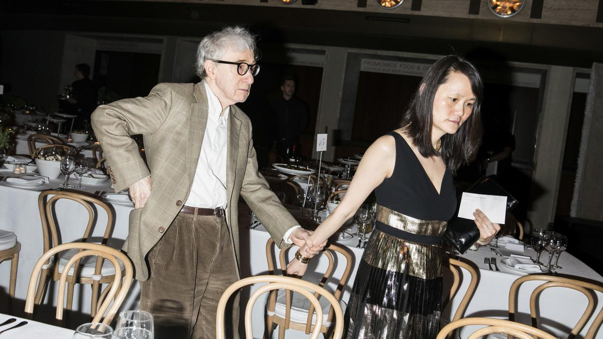 Woody Allen settles lawsuit with Amazon Studios - Bizwomen