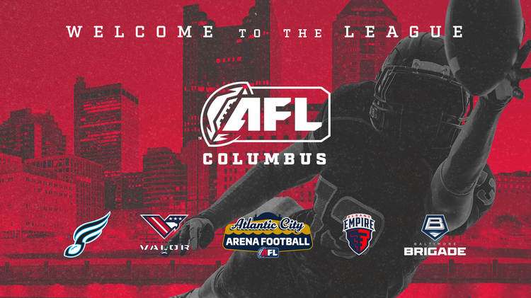 Arena Football League 2019 Schedule Set Columbus Business First