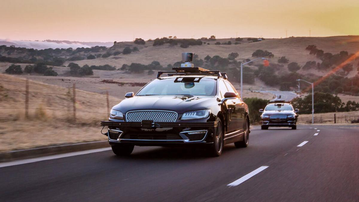 Amazon seeks driverless car patents, backs Bay Area self-driving startup - Puget Sound Business Journal