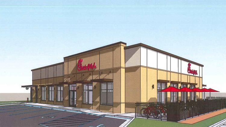 New Chick Fil A Restaurant Proposed In Glendale Milwaukee