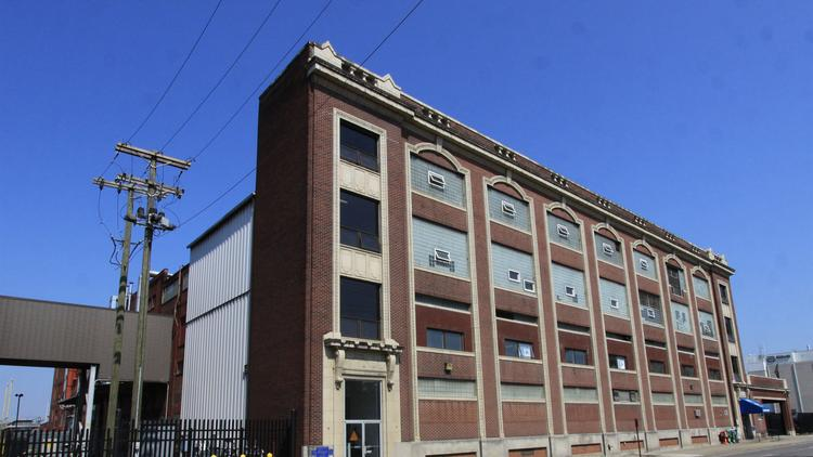 The Building At 457 Cleveland Ave Used To House A Kroger Bakery