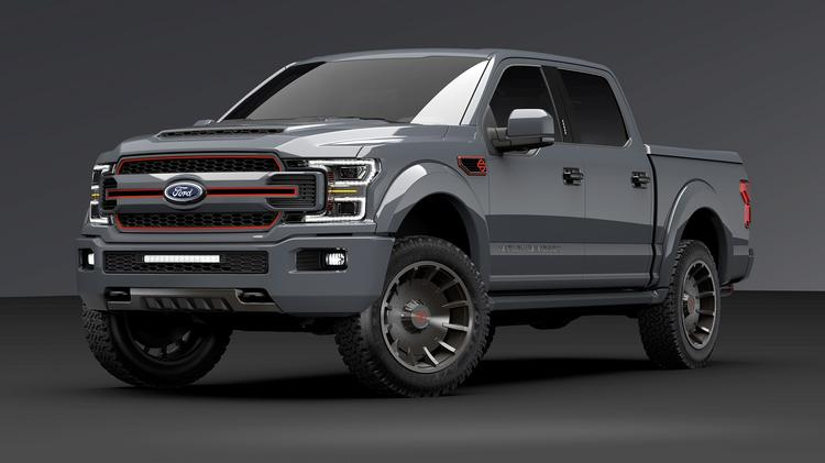 The Harley Davidson Ford F 150 Is Returning Milwaukee Business Journal
