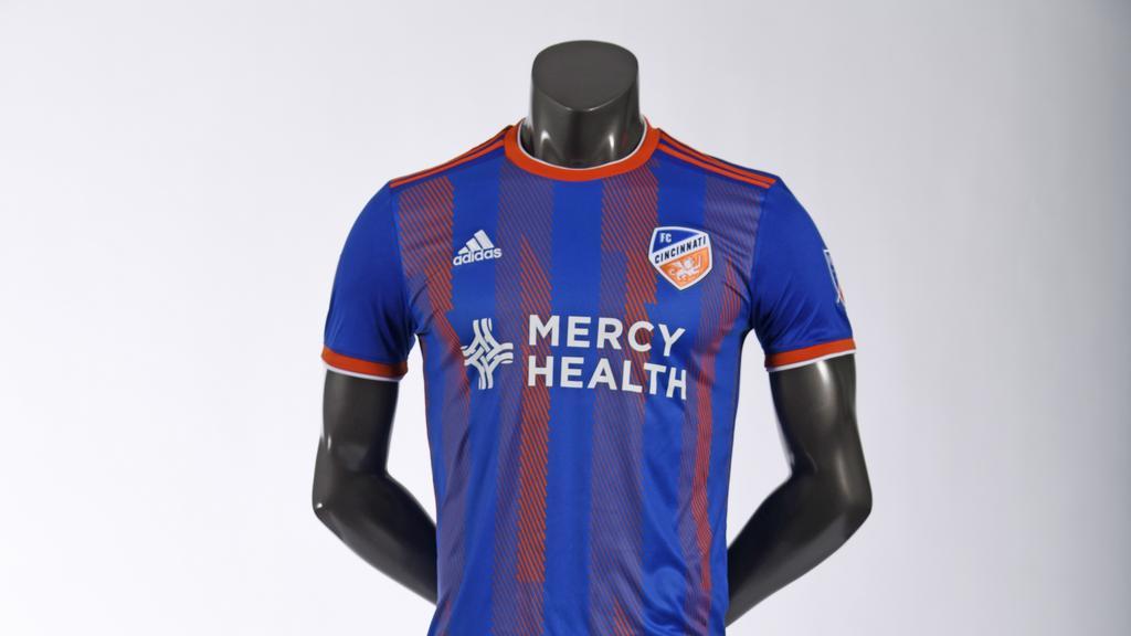 FC Cincinnati unveils MLS jerseys - Cincinnati Business Courier