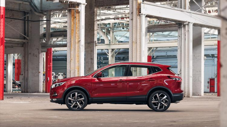 2020 Nissan Rogue Sport Gets Significant Safety Styling