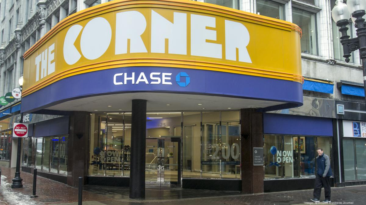 Chase Adds Somerville Chinatown Branches To Local Lineup Boston Business Journal