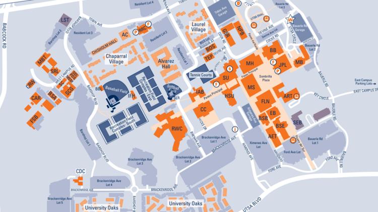 When Google maps fall short: UTSA seeks new tech to navigate campus ...