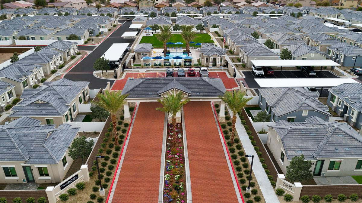 Christopher Todd Communities Builds Big In Valley
