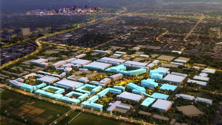 Ohio State University Trustees Hear Plans For West Campus