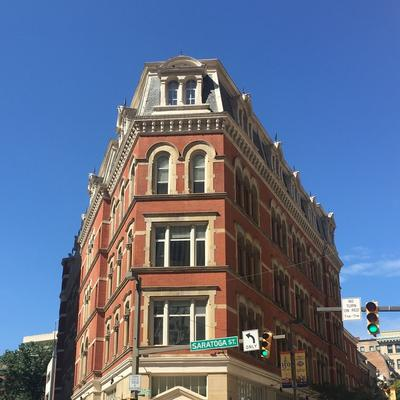 Historic downtown Baltimore apartment building sells for $5.56M - Baltimore Business Journal
