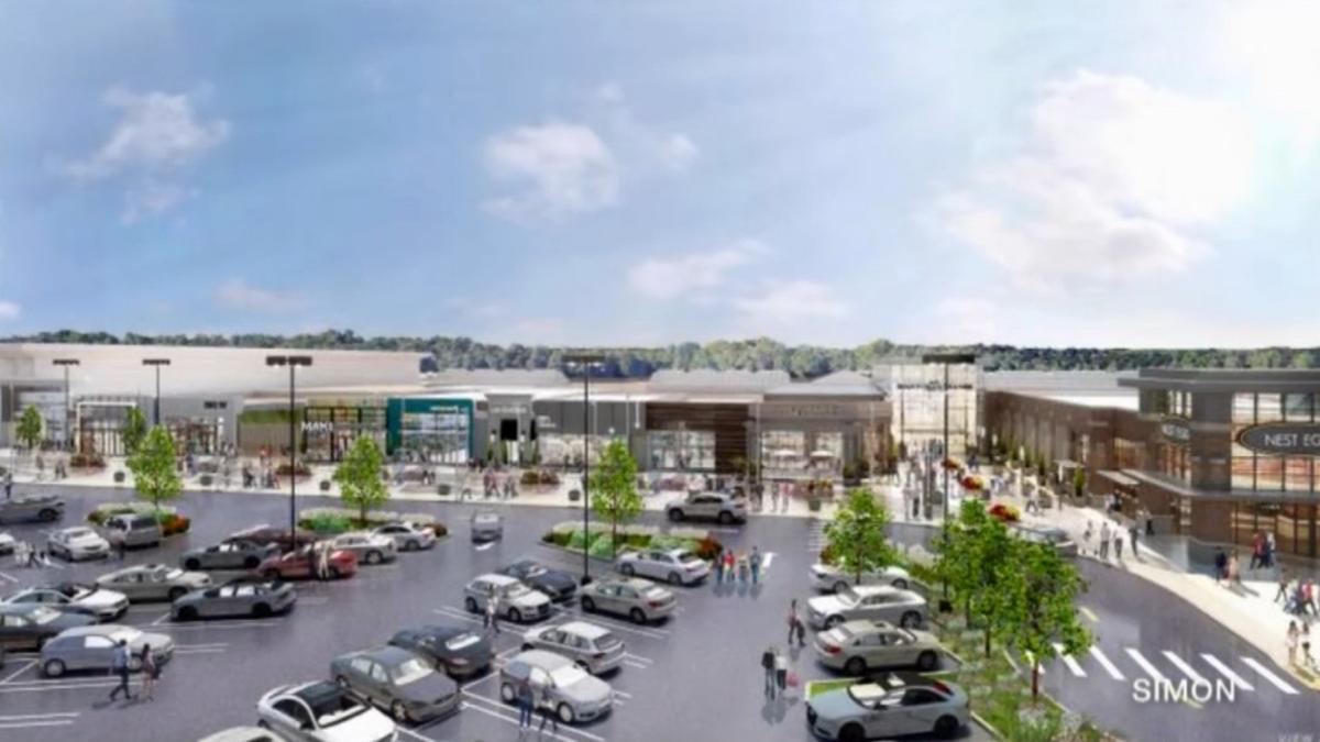 Park Auto Mall >> South Hills Village unveils major renovation plan ...