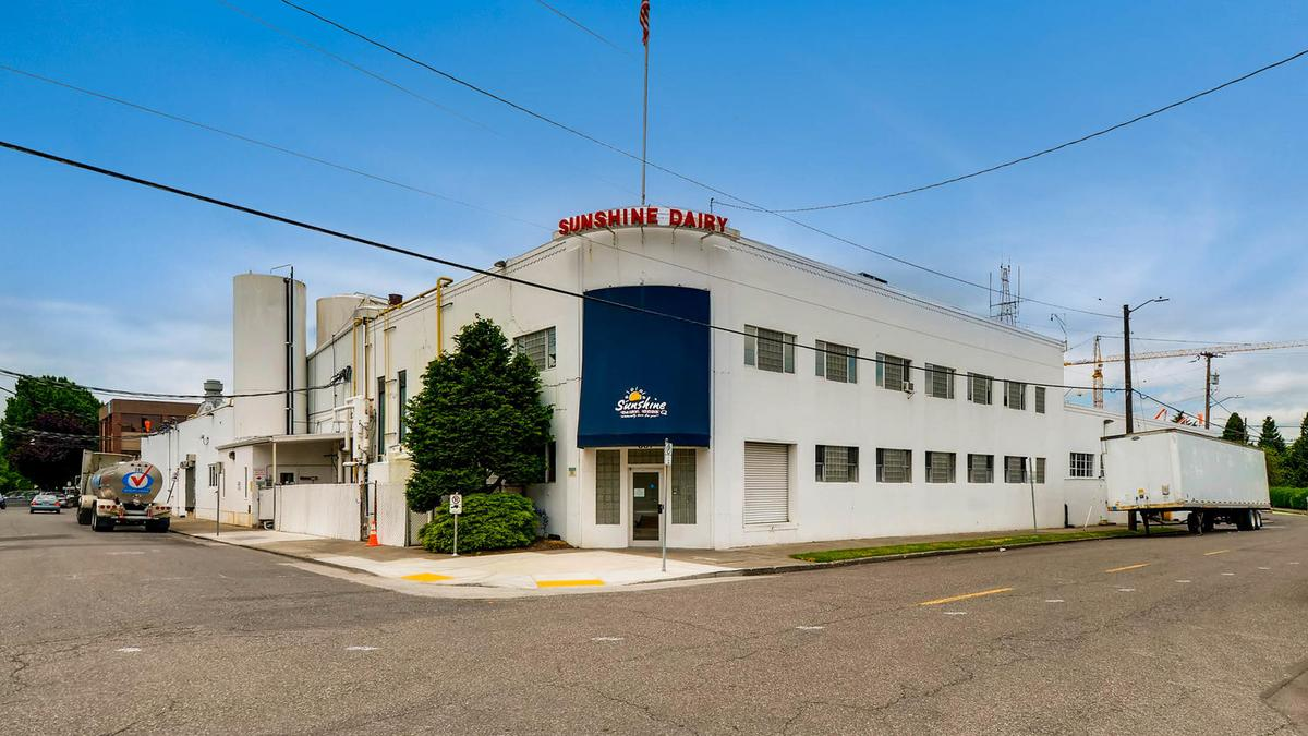 Nbp Capital Buys Former Sunshine Dairy Property Portland Business Journal