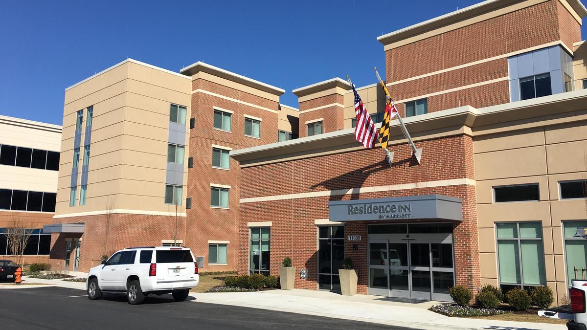 103-room Residence Inn by Marriott opens in Maple Lawn ...