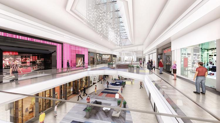 Simon to overhaul Austin mall - Austin Business Journal