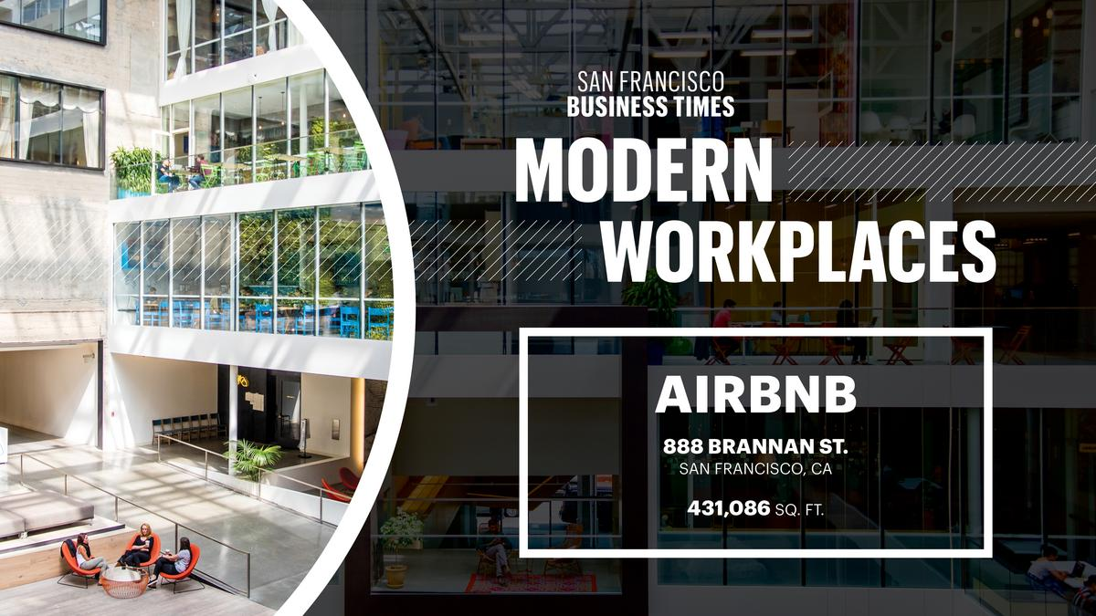 Inside Airbnb's San Francisco HQ (photos) - Silicon Valley Business Journal