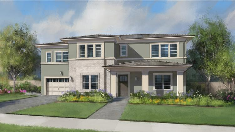 Camelot Homes Debuts Luxury Homes In Gilbert
