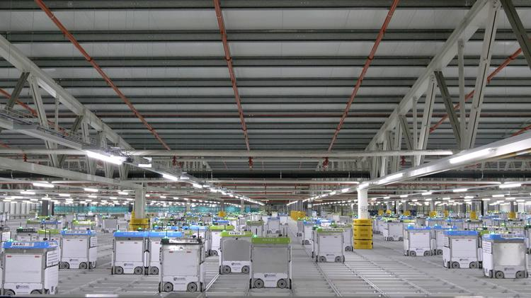 Kroger is coming to Florida with Ocado warehouses - Tampa