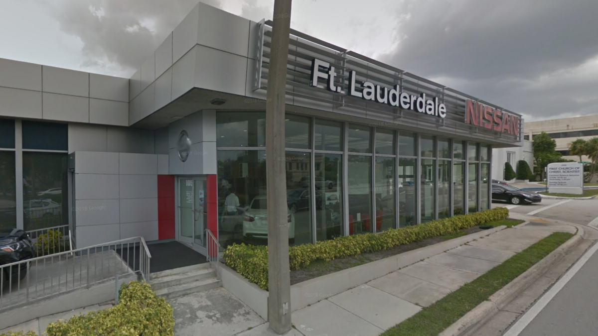 Autonation Nissan Miami >> Pablo Peon sells Fort Lauderdale Nissan dealership to