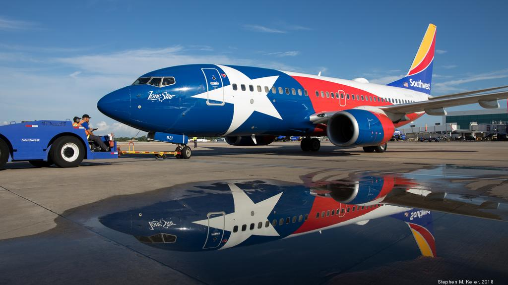 Southwest Airlines personalizes fleet with dedicated liveries - Minneapolis / St. Paul Business Journal