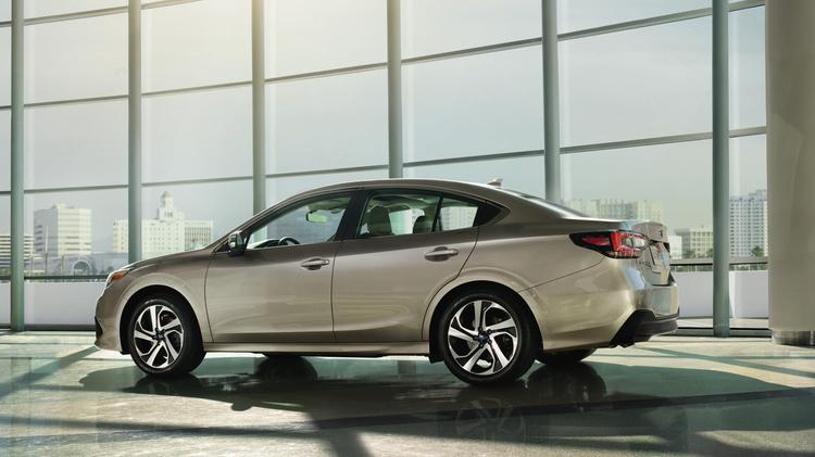 Redesigned 2020 Subaru Legacy Previews Redesigned 2020 Subaru