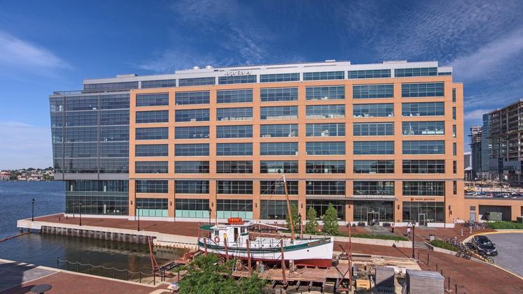 Morgan Stanley-anchored Thames Street Wharf hits the market