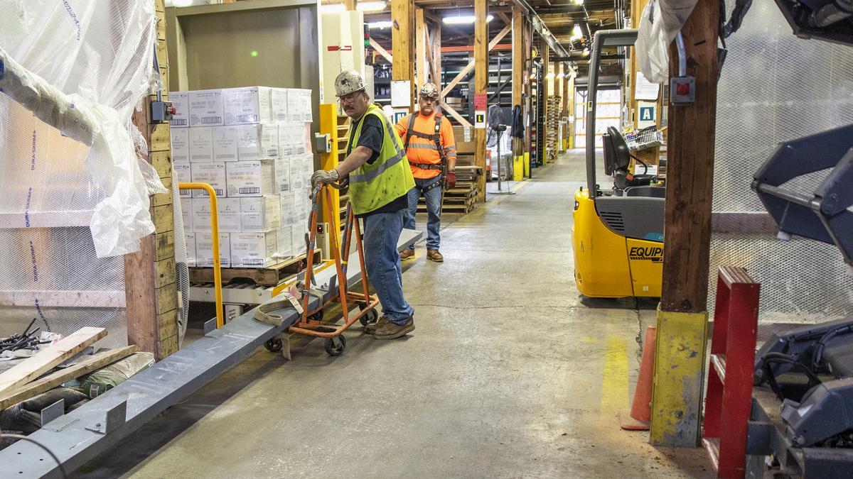 Bourbon Means Boom For Messer Construction