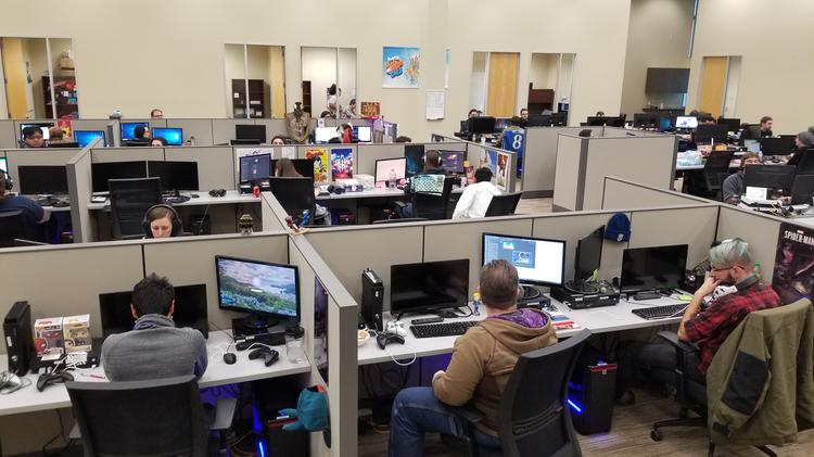 Experis video game company grows in Tempe - Phoenix Business