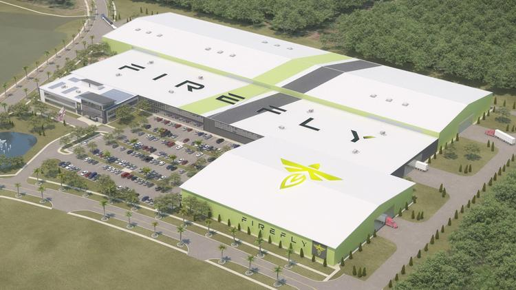 Firefly to build rockets in Cape Canaveral, creating
