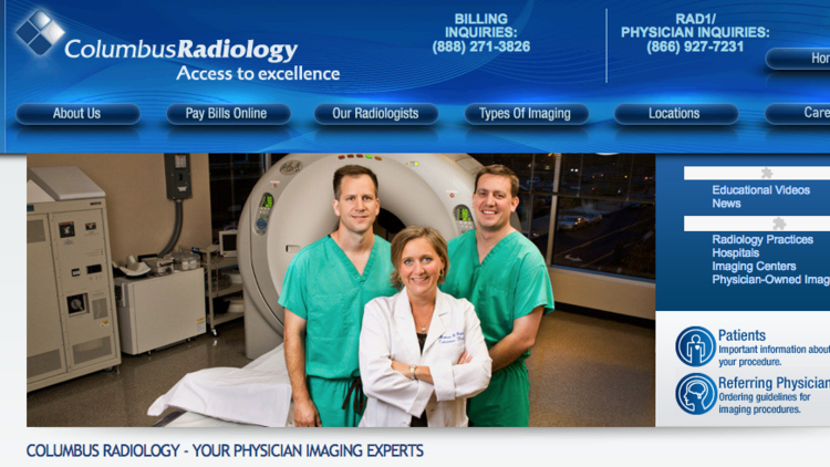 Radiology Partners, Vantage Point up for Columbus incentives