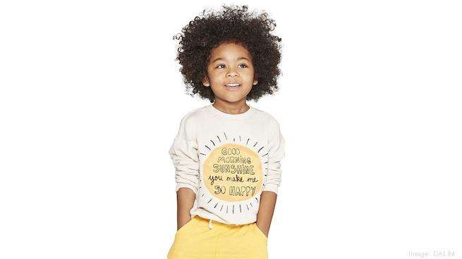 a33c9de32228a Target Corp. is expanding its Art Class line of clothes to toddlers, in a