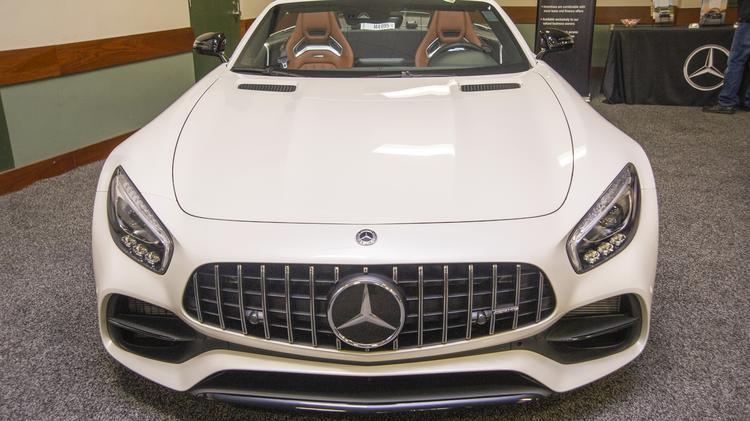 Dayton Auto Show >> Auto Show Showcases Newest Models Technology Photos