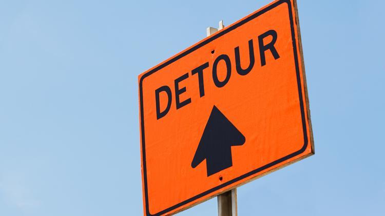 When traffic could begin flowing after the I-24 landslide