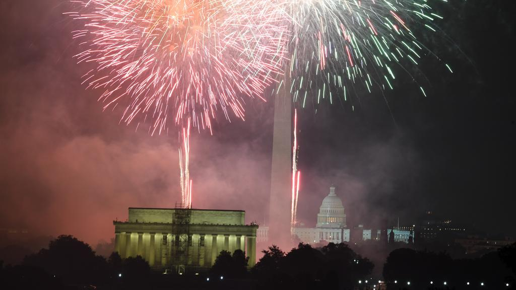 Trump driving big changes to D.C.'s Fourth of July celebration