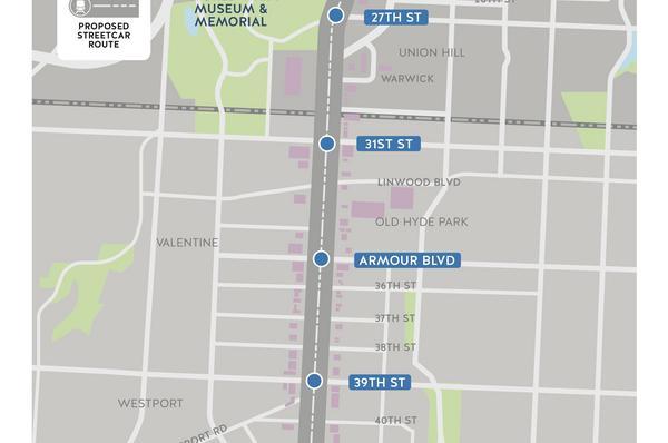 Kc Streetcar Map on kc rail map, kc bus map, la streetcar map, dc streetcar map, kc metro map, portland streetcar map,