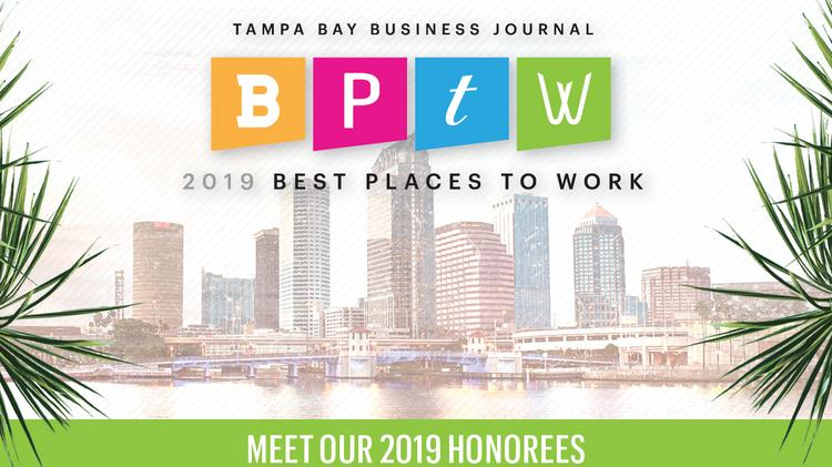 Best Places To Work 2020.Best Places To Work 2020 Nominations Tampa Bay Business