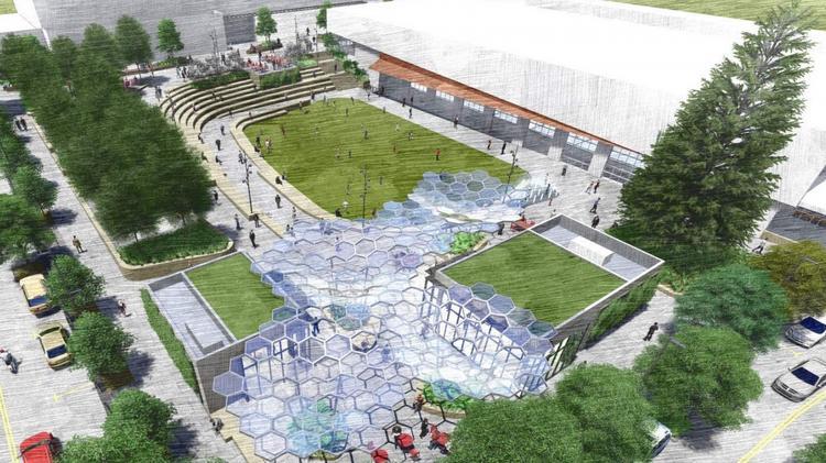 Simon Property Group, Seattle NHL show plan for $75M