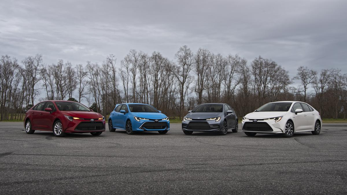 Redesigned 2020 Toyota Corolla Gives First New Car Buyers More To