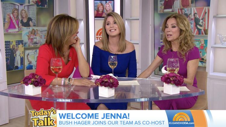 decd8c99d34f It's official: Jenna Bush Hager joining Hoda Kotb on NBC's 'Today ...