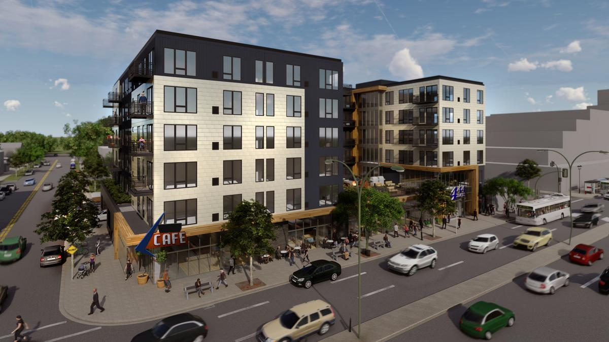 Developer Scannell Plots First Twin Cities Residential Project Near Soccer Stadium