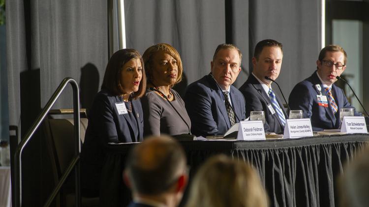 Deborah Feldman shares health care insights - Dayton