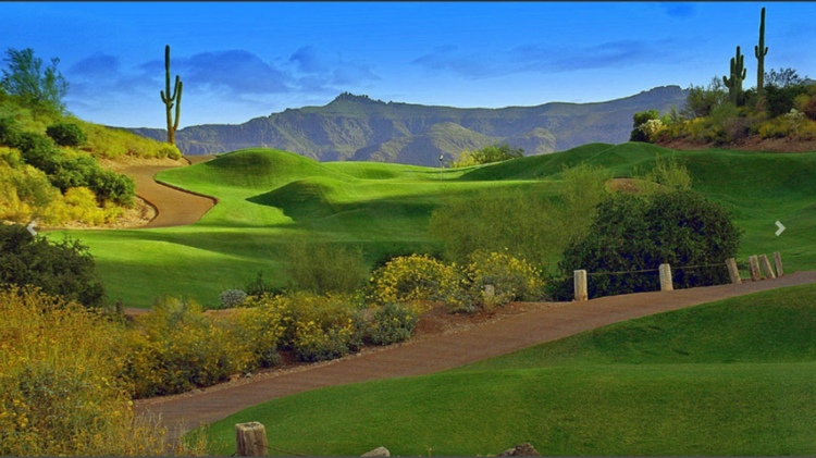 The Gold Canyon Golf Resort is on sale as part of a combined $34 million asking price for two East Valley properties.